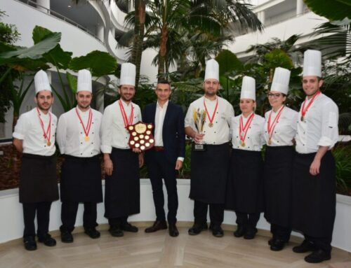 Ramla Bay Resort Chefs Team Aces Culinary Championships
