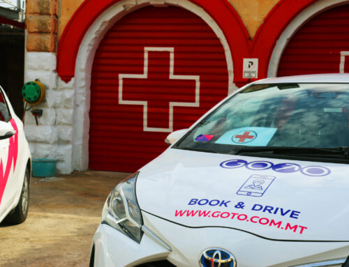 GoTo Provides Red Cross with Four Vehicles