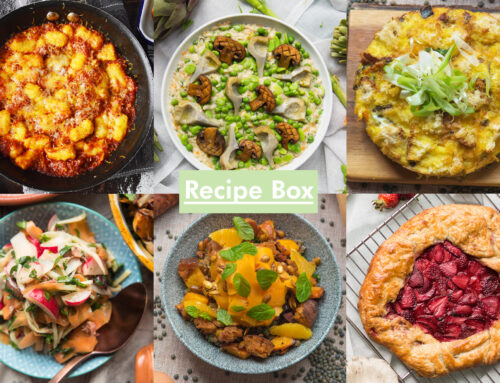 Mediterranean Culinary Academy Launches Recipe Box