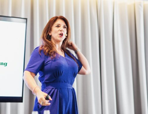 Q&A with Pia Zammit – Teaching Public Speaking via ZOOM