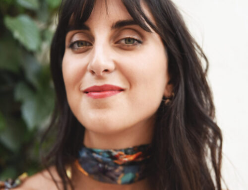 Q&A with Saz Mifsud – Silky glamour