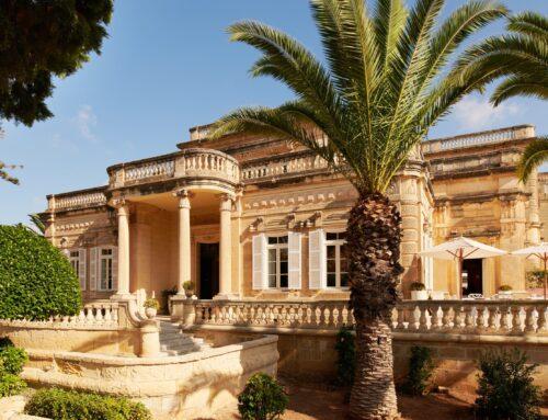 Corinthia Palace wins prestigious global travel awards