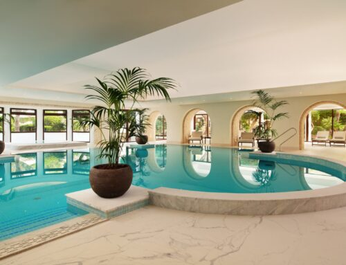 Passion and pampering for Valentine's Day 2021 at Athenaeum Spa