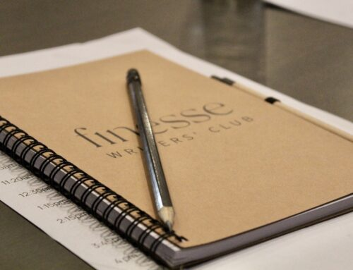 Finesse Writers' Club Open to New Members